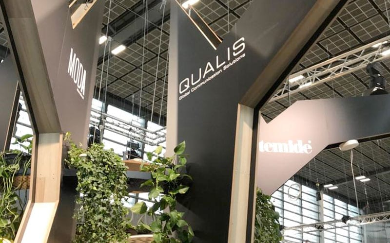 Qualis Productions au salon WorkSpace 2019